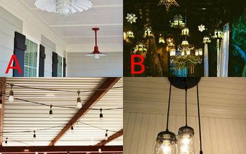 what type of deck lighting do you like, decks, lighting, outdoor living