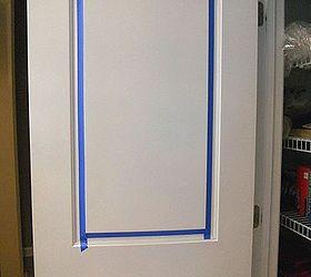 Chalkboard Pantry Door, Chalkboard Paint, Closet, Doors, Painting