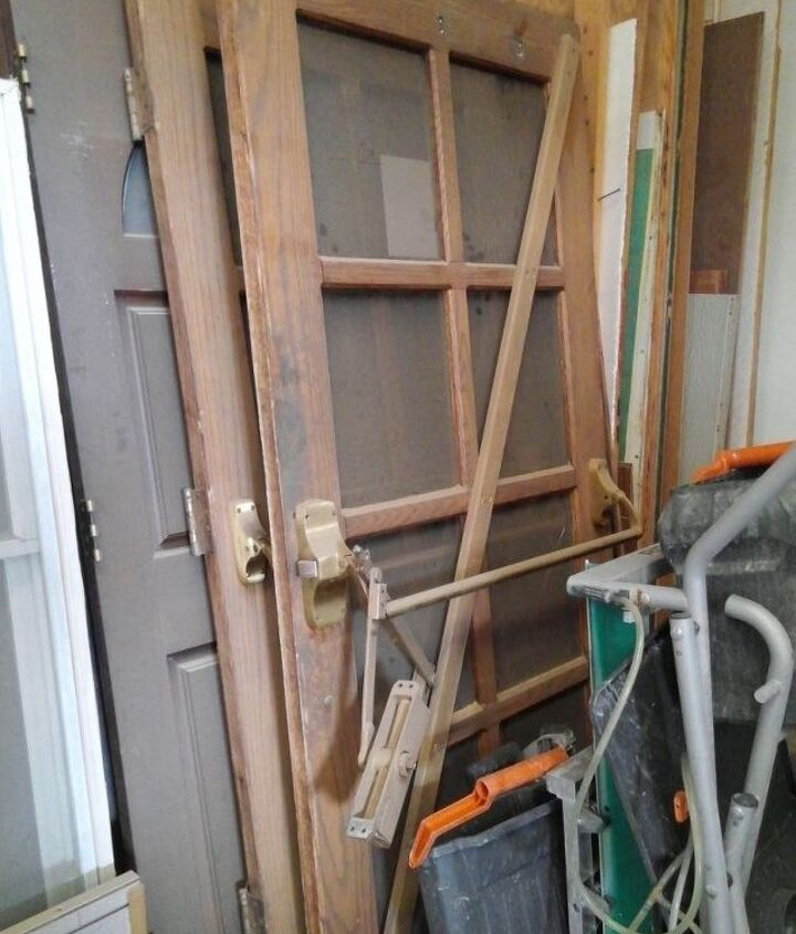q what could be done with these doors, diy, repurposing upcycling, woodworking projects