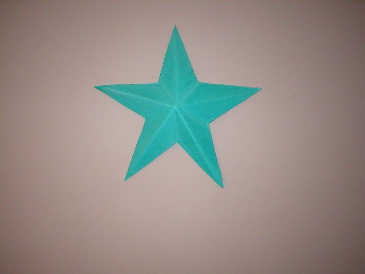 my diy texas star, crafts, home decor