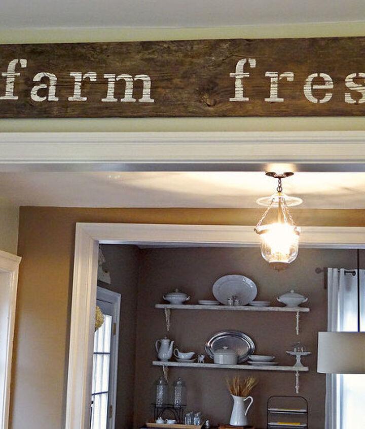 kitchen update, home decor, kitchen design, painting, wall decor