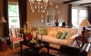 q need design help fireplace brick wall paint, concrete masonry, fireplaces mantels, painting, wall decor