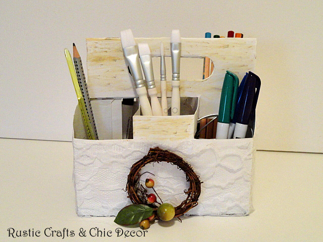 Recycled Six Pack Bottle Container Storage Caddies | Hometalk