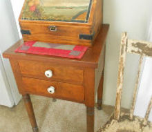 what s the difference between cottage and country decorating, home decor, She s been an antique dealer for 35 years These things represent a lifetime of collecting