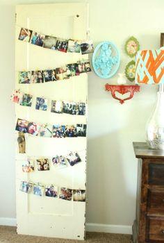 repurposed door idea, crafts, home decor, repurposing upcycling