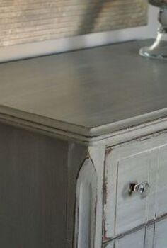 how to on waxes and stains, painted furniture