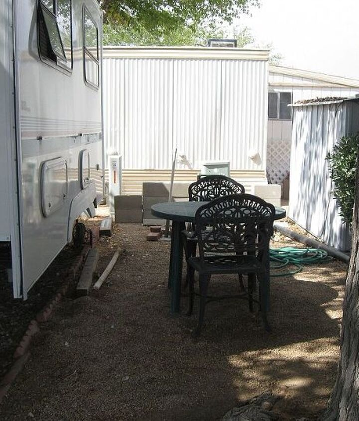 Courtyard disaster #4