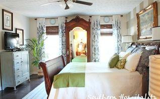updated 1979 bedroom renovation, bedroom ideas, home decor