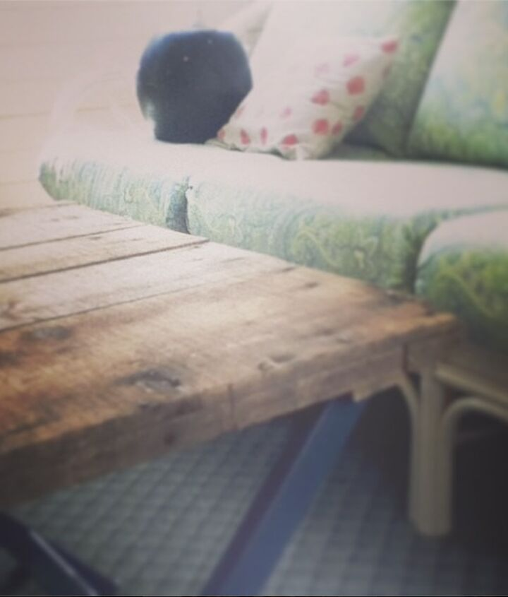 A closer instagram pic of the wood