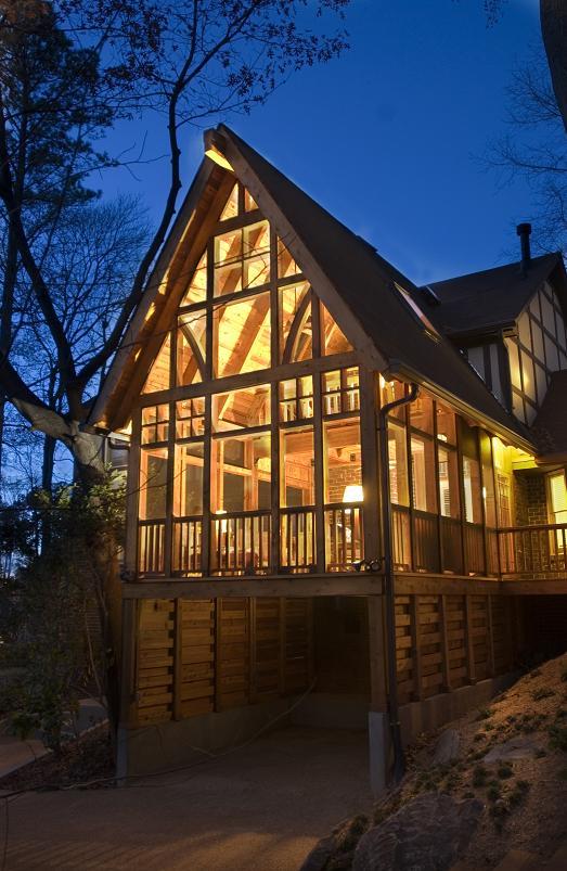 harmonious outdoor retreat, outdoor living, porches