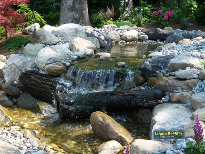 Added  10/16/12   Finished project of gorgeous pondless waterfall.