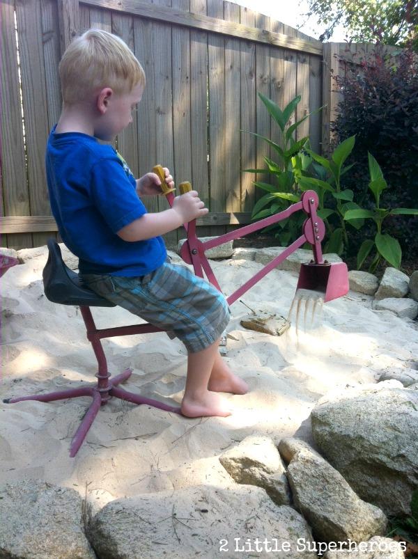 building a sandbox for under 100, diy, outdoor living