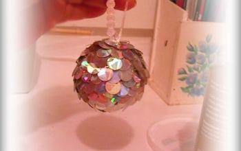 Paillette Ornaments