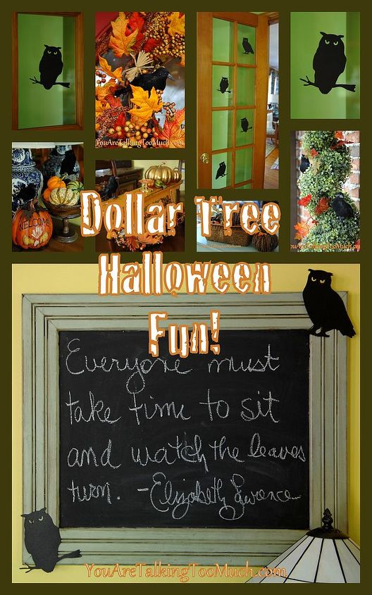 decorating with the dollar tree, christmas decorations, halloween decorations, seasonal holiday d cor, wreaths