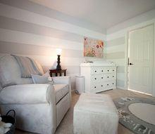 a traditional single family home renovation, home decor