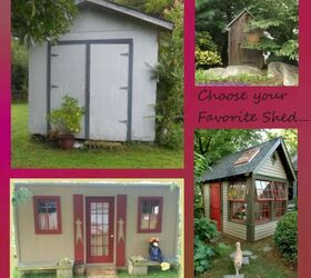 A Collection Of Some Great Little Sheds; There Is No End Of Fun You Can