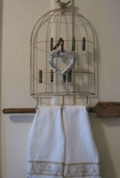 hand towels blah to look at me, bathroom ideas, crafts, home decor, repurposing upcycling