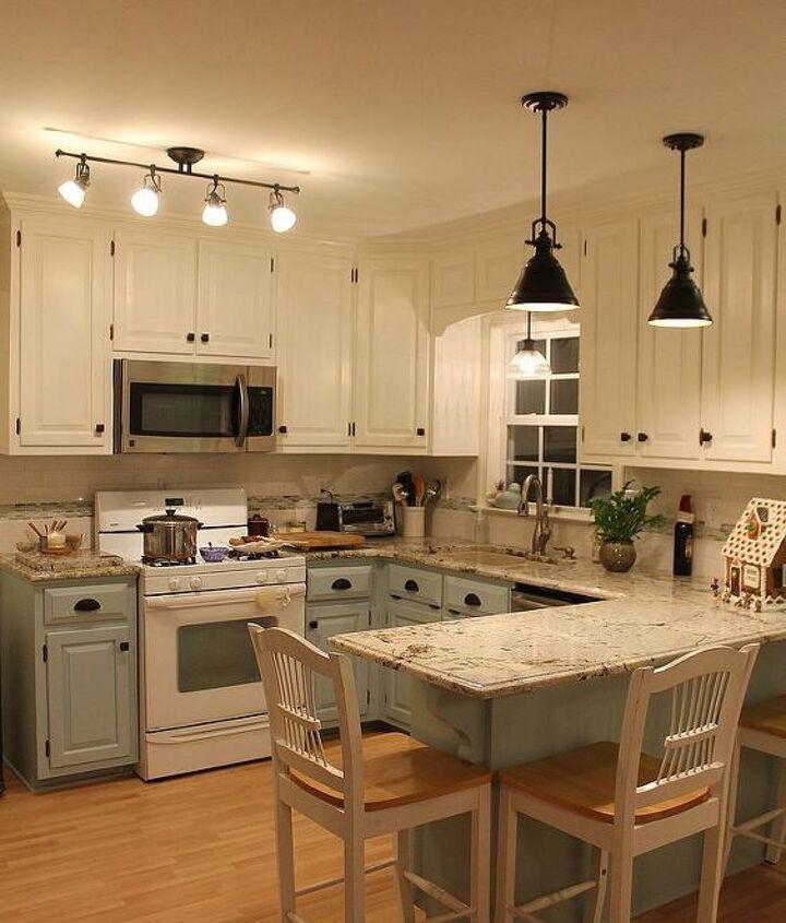 Brighter, Lighter Kitchen