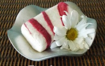 Hand Felted Soap How-to