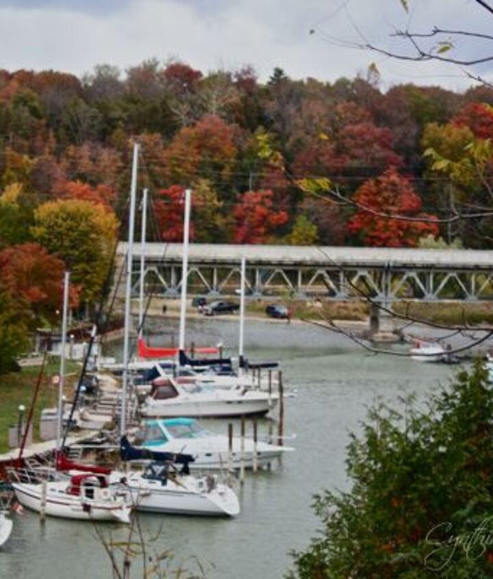 The Harbour in Bayfield Ontario