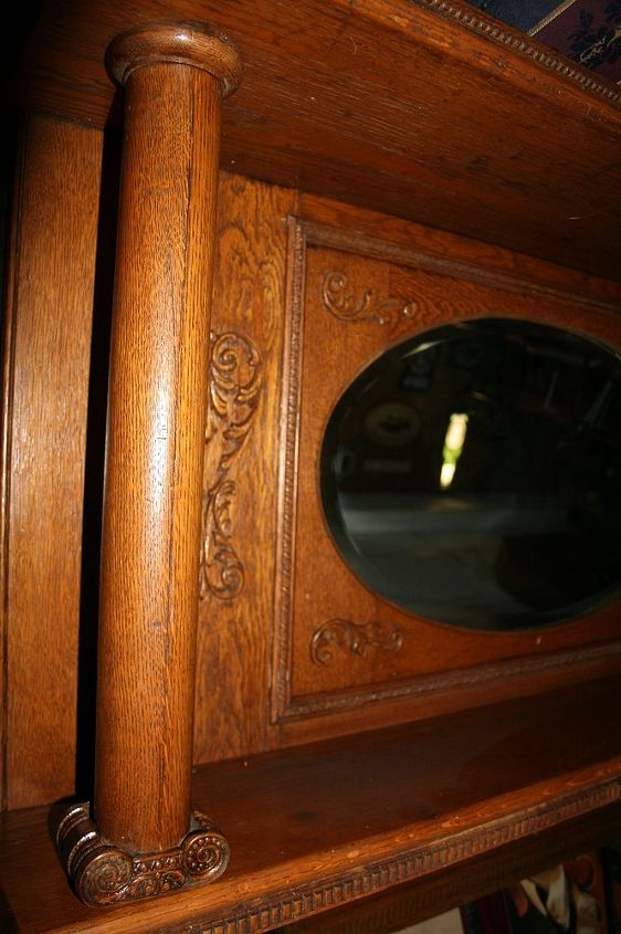 q antique mantel amp fireplace surround would you paint it, chalk paint, fireplaces mantels, painted furniture