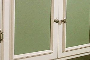 how to paint cupboard doors, kitchen cabinets, painting, Painting cupboard doors