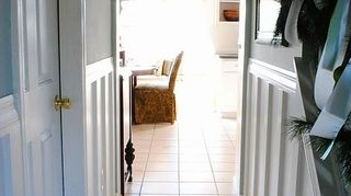 q help with board and batten, stairs, woodworking projects, DIY board and batten in hallway