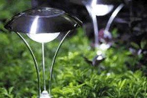 lighting a garden, gardening, lighting, outdoor living, solar lighting for the garden