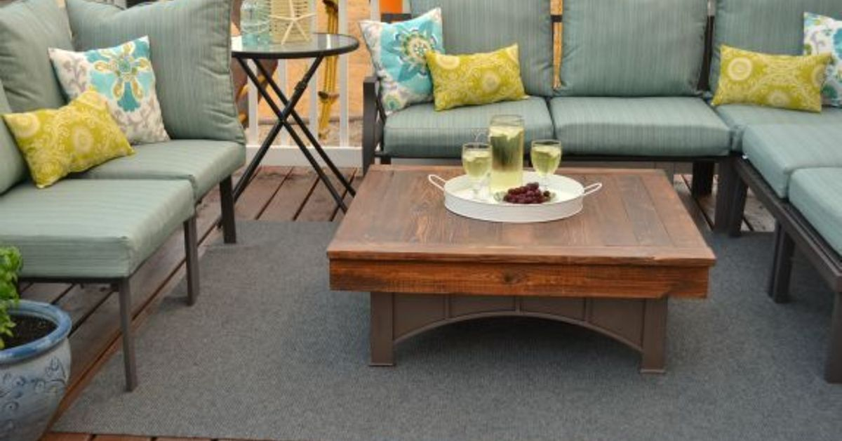 Fire Pit Table Top Hometalk