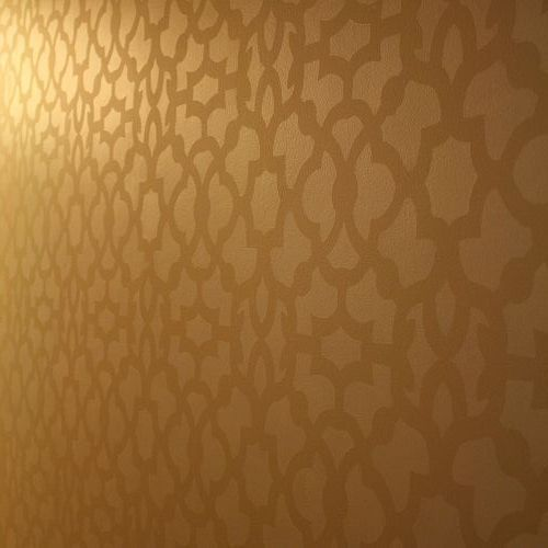 modern allover wall stencil, painting, wall decor