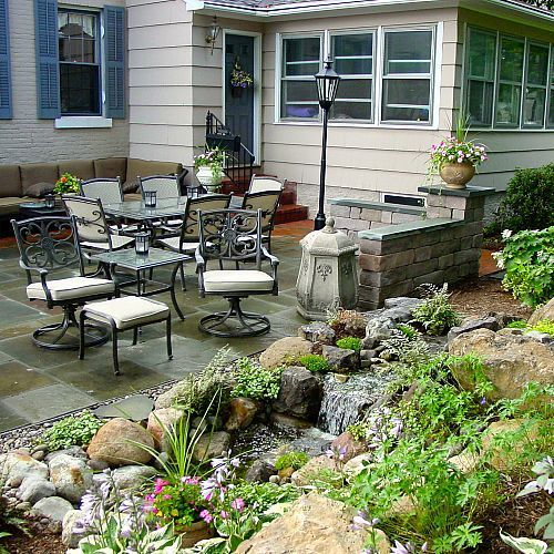 Water Feature Installations in Rochester NY