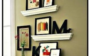 unconventional uses for crown molding, home decor, repurposing upcycling, crown molding framed shelf via Worthington Millwork