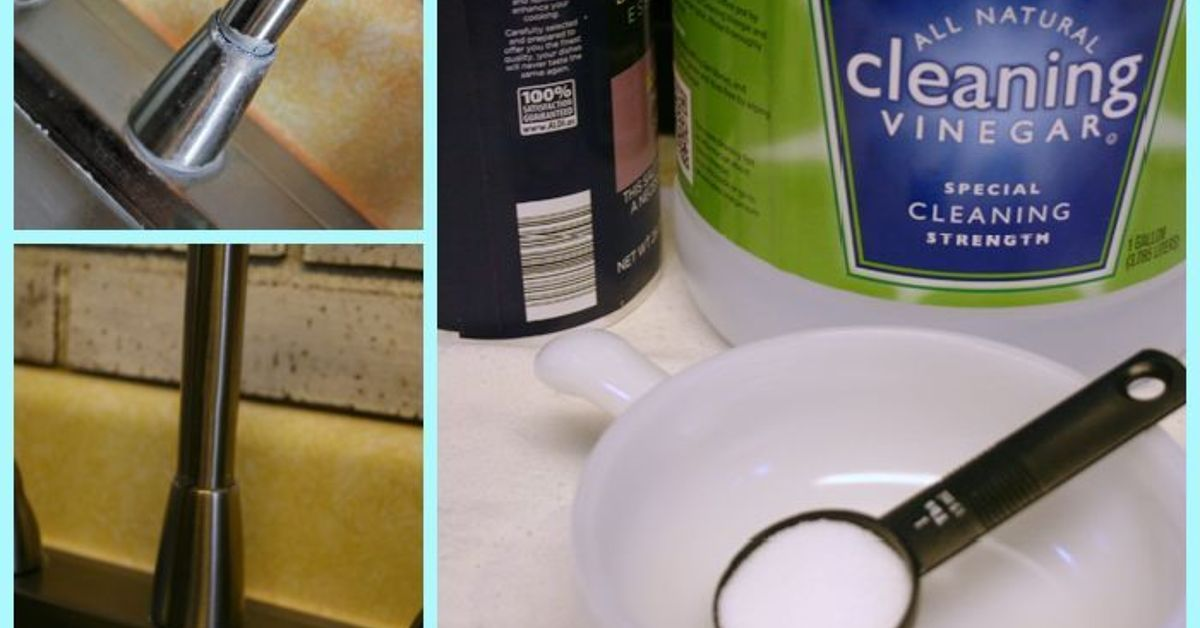 Get Rid of Lime Deposits using Eco-Friendly Products | Hometalk