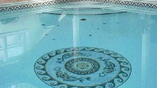 q painting murals in the bottom of a pool possible or not, painting, pool designs, from
