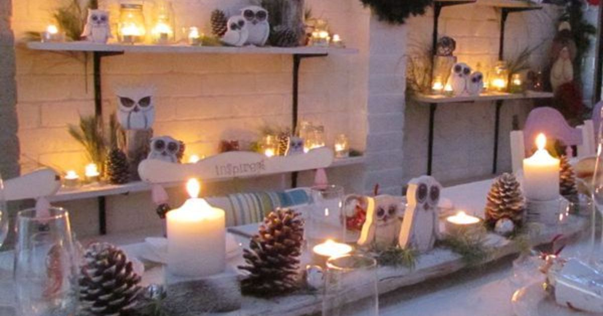 a woodland christmas hometalk - Woodland Christmas