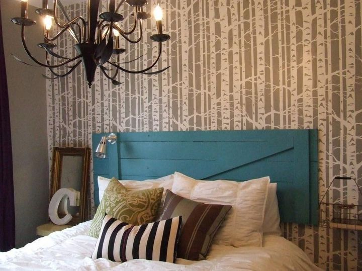 Birch Forest Bedroom