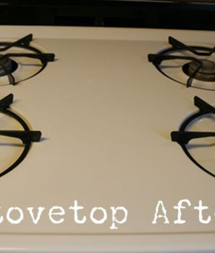 Stove top after