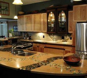 Artisinal Concrete Countertops, Concrete Masonry, Concrete Countertops,  Countertops, Kitchen Design, Concrete