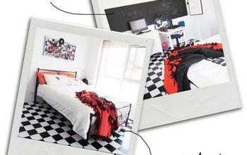 Teen bedroom make-over