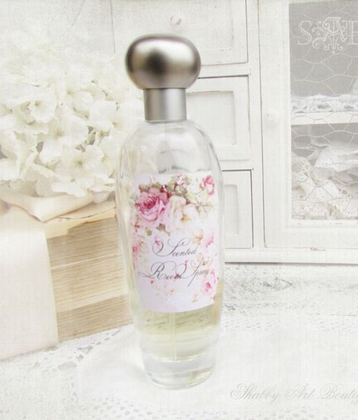 Use your room spray to freshen rooms, mask pet smells and infuse your linen cupboard with a welcoming scent.