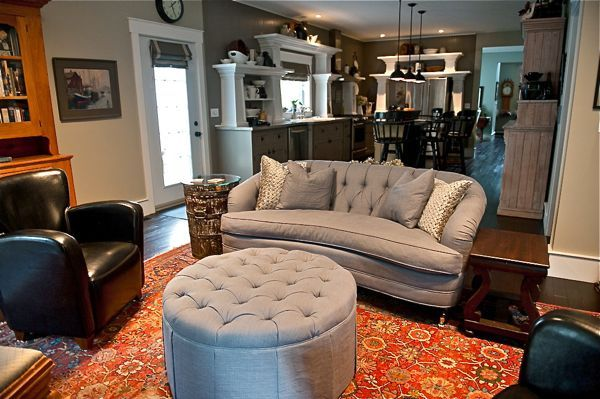 hand scraped barrel, home decor, living room ideas, painted furniture, repurposing upcycling