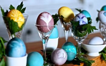 Easter Egg Decorating and Styling...
