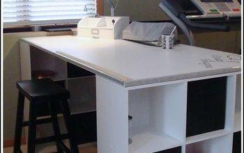 DIY Craft table
