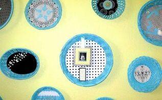 basket wall art inexpensive amp versatile, crafts, home decor