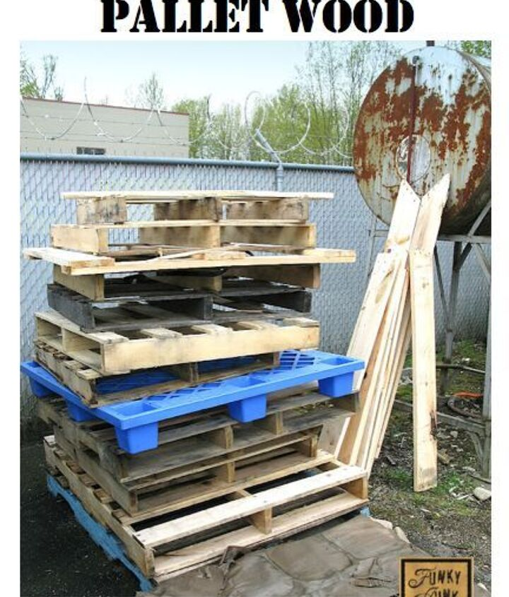 Consider what it carried. I collect pallet wood from a firetruck manufacture. While this cannot guarantee clean wood, it's safer than if it had carried pesticides.