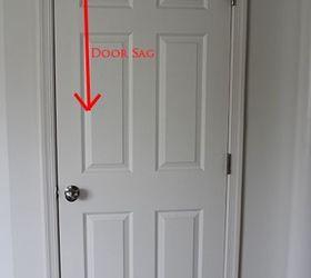 Ordinaire Fix A Sagging Door In 5 Minutes Flat
