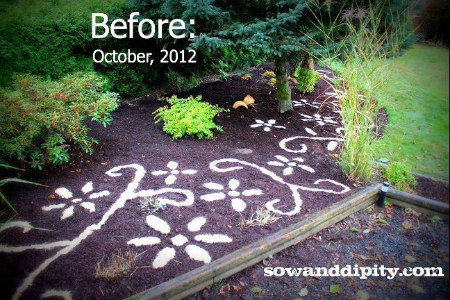 going going gone bark mulch update, gardening, Freshly done looked amazing