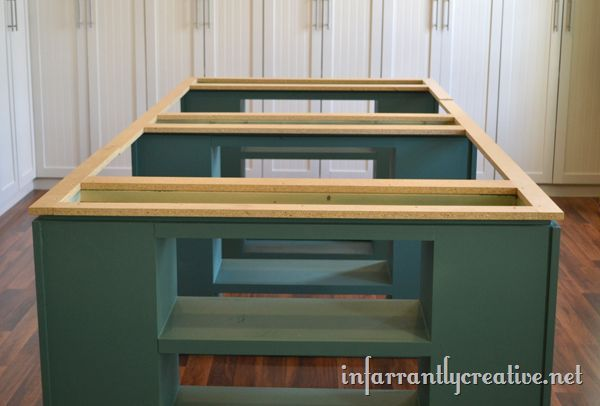 Large Craft Table Hometalk