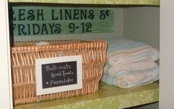 Linen Closet Rescue Mission - Organizing the Linen Closet