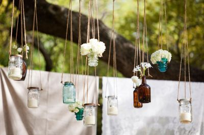15 Mason Jar Wedding Ideas | Hometalk